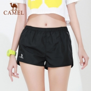 CAMEL 骆驼 A7S1V2103 女士运动短裤 39.9元包邮¥40