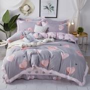 韩式全棉四件套纯棉床单床上用品 券后¥149