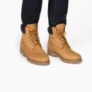 InteRight 男士牛皮工装靴 *3件499.8元(合166.6元/件)