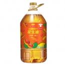 金龙鱼 压榨一级花生油6.18L99.9元,2件9折,折合89.91元/桶!