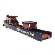 WaterRower 沃特罗伦 Club 俱乐部款 纸牌屋梣木水阻划船机健身器 10199元包邮