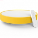 Yeelight 儿童智能LED吸顶灯 青春版 黄色 *2件 388元包邮(合194元/件)¥388