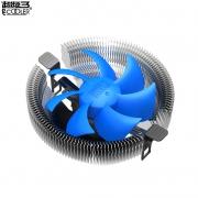 PCCOOLER 超频三 CPU散热器 青蛇版 9.9元包邮(需用券)