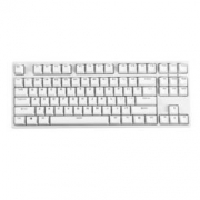 GANSS 高斯 GS87D 蓝牙双模机械键盘 茶轴 白色 339元包邮(需用券)