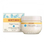 Burt's Bees 小蜜蜂 深层补水保湿晚霜 51g Prime会员凑单免费直邮含税到手113.94元