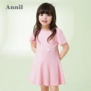 Annil安奈儿女童连衣裙*2件
