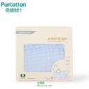 PurCotton 全棉时代 6层纱新生儿浴巾 95x95cm59元