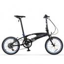 DAHON 大行 18寸8速 SRA882 超轻铝合金折叠自行车 2148元包邮¥2148