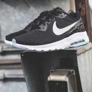 Nike Air Max Motion LW Black White 黑白运动鞋  实付到手309元包邮实付到手309元包邮