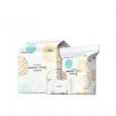 SHIMEIYIN 施美因 防溢乳垫100片+20片+10片湿巾 15.9元包邮(需用券)¥16