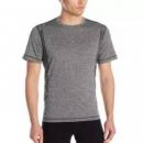 ASICS 亚瑟士 Hot Shot Heathered 男款运动T恤  Prime会员凑单免费直邮含税到手90.47元