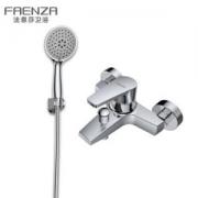 历史低价:FAENZA法恩莎F2C9802C简易淋浴花洒套装*3件635.6元包邮(合211.8元/件)