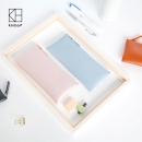 kinbor 简约创意 PU手包笔袋  券后5.5元¥6