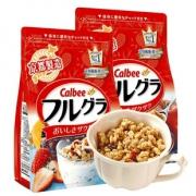【卡乐比】日本麦片700g*2袋