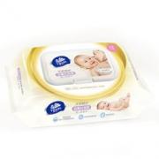Vinda 维达 婴儿湿巾 80片 *4件 14.72元(拼团价、合3.68元/件 )