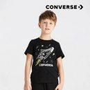 Converse 匡威 鞋子印花纯棉短袖T恤新低59元包邮(需领券)