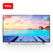 TCL D55A730U 55英寸 4K 液晶电视 1699元包邮¥1699