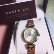 Anne Klein 安妮克莱恩 109442CHHY 女士时尚腕表 Prime会员免费直邮含税