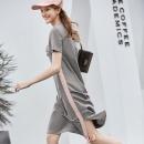 16日0点:AMII 11940212 中长款连衣裙 99元包邮¥170
