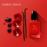 GIORGIO ARMANI 乔治·阿玛尼 Sì Passione 红色挚爱女士香水50ml