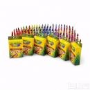 Crayola 绘儿乐 可水洗蜡笔24支*6盒 Prime会员凑单免费直邮含税到手81元