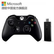 Microsoft微软XboxOne无线手柄+PC无线适配器
