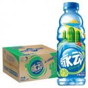 MIZONE 脉动 维生素饮料 仙人掌青橘味 600ml*15瓶/箱