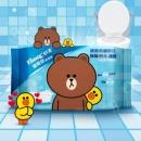 Kleenex 舒洁 湿厕纸 50片*10件+40片*2件新低59.86元包邮