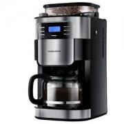 Morphy Richards 摩飞 MR1025 全自动咖啡机 豆粉两用 赠奶泡机+保温杯新低699.65元包邮(双重优惠)