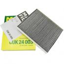 MANN 曼牌 CUK24003 空调滤清器44元