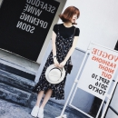 ins超火棉T+雪纺吊带裙两件套¥50