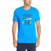TOMMY HILFIGER 汤米·希尔费格 男士圆领短袖T恤 2色