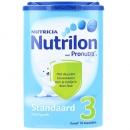 Nutrilon 荷兰诺优能 婴幼儿奶粉 3段 800g *3件 314元包邮(合104.67元/件)¥314