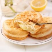 百草味 华夫饼手撕夹心面包 800g史低19.9元包邮(双重优惠)