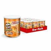 Pringles 品客薯片 甜辣椒味,12包 87.25元87.25元