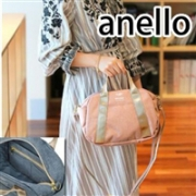 补货!新品 Anello AT-C1835 单肩手提子母包 五色可选