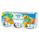 Heinz 亨氏 婴幼儿果泥套装 113g 3瓶装 *8件 106.4元包邮(需用券,合13.3元/件)¥106