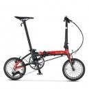 DAHON大行K3迷你14寸KAA433折叠自行车2538元