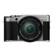 FUJIFILM 富士 X-A5 无反相机套机(XC 16-50mm F3.5-5.6 OIS II)深银色 2888元包邮2888元包邮