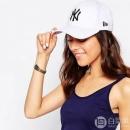 New Era 纽亦华 9Forty 纽约洋基队鸭舌棒球帽 两色 Prime会员凑单免费直邮含税到手118元