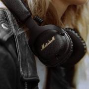 MARSHALL 马歇尔 MID ANC  黑色 主动降噪 蓝牙耳机 Prime会员免费直邮含税