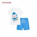 Maxwin 马威 110-150cm 儿童 T恤套装券后59元包邮