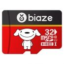 Biaze 毕亚兹 京东JOY联名款 TF(MicroSD) 存储卡 32GB 18.8元¥19