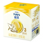 Nestlé 雀巢 能恩 婴儿配方奶粉 3段 1200g 178元包邮