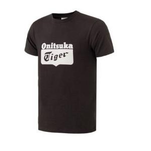 Onitsuka Tiger 鬼冢虎 中性款短袖T恤  2183A012