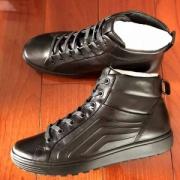 限UK5码,ECCO 爱步 柔酷7号 Tred L 女士高帮系带休闲鞋 Prime会员免费直邮含税