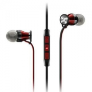 SENNHEISER森海塞尔MOMENTUMIn-EarIBlack馒头入耳式耳机黑色苹果版