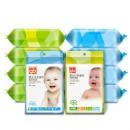 gb 好孩子 婴儿湿巾套装 (洋水润36片*5包+木糖醇36片*5包) 28.45元(满199减100)¥28