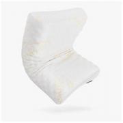 LOVO 罗莱生活出品 泰国原装进口乳胶枕 高低枕飘然58*38cm 159元包邮