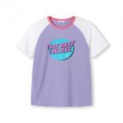 Balabala巴拉巴拉女童短袖T恤47.6元